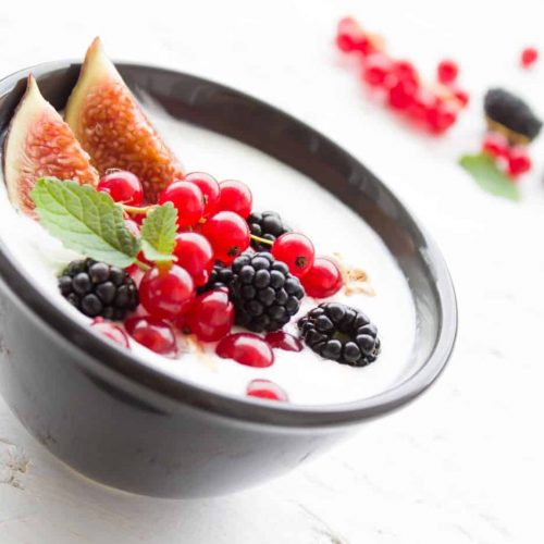 Canva - Bowl of Fruit Salad